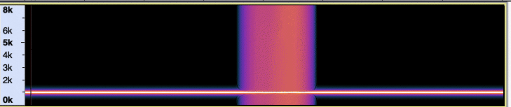 Spectrogram View - Audacity Manual