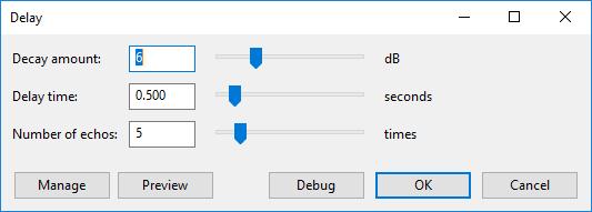 Creating Nyquist Plug-ins - Audacity Manual