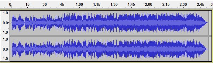 Tutorial - Editing an Existing Audio File - Audacity Manual
